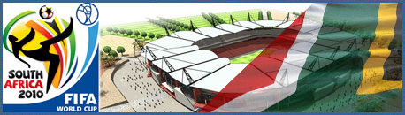World Cup 2010 stadiums